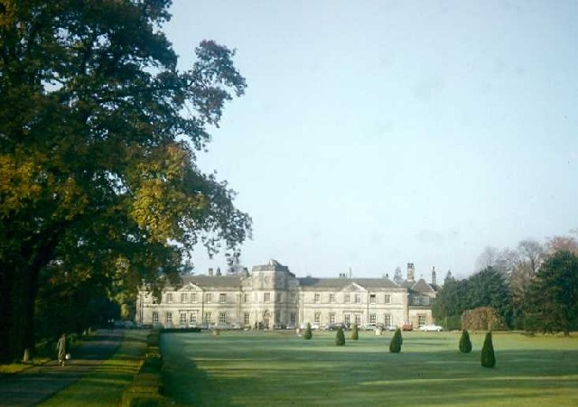 Grantley Hall Wikipedia
