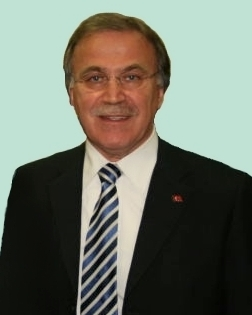 English: Turkish politician Mehmet Ali Şahin D...