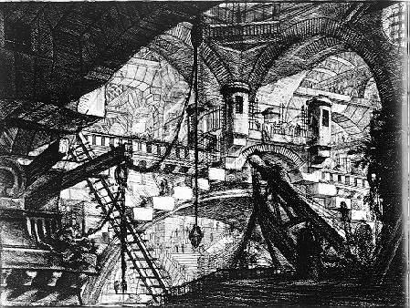 Le Carceri d'Invenzione