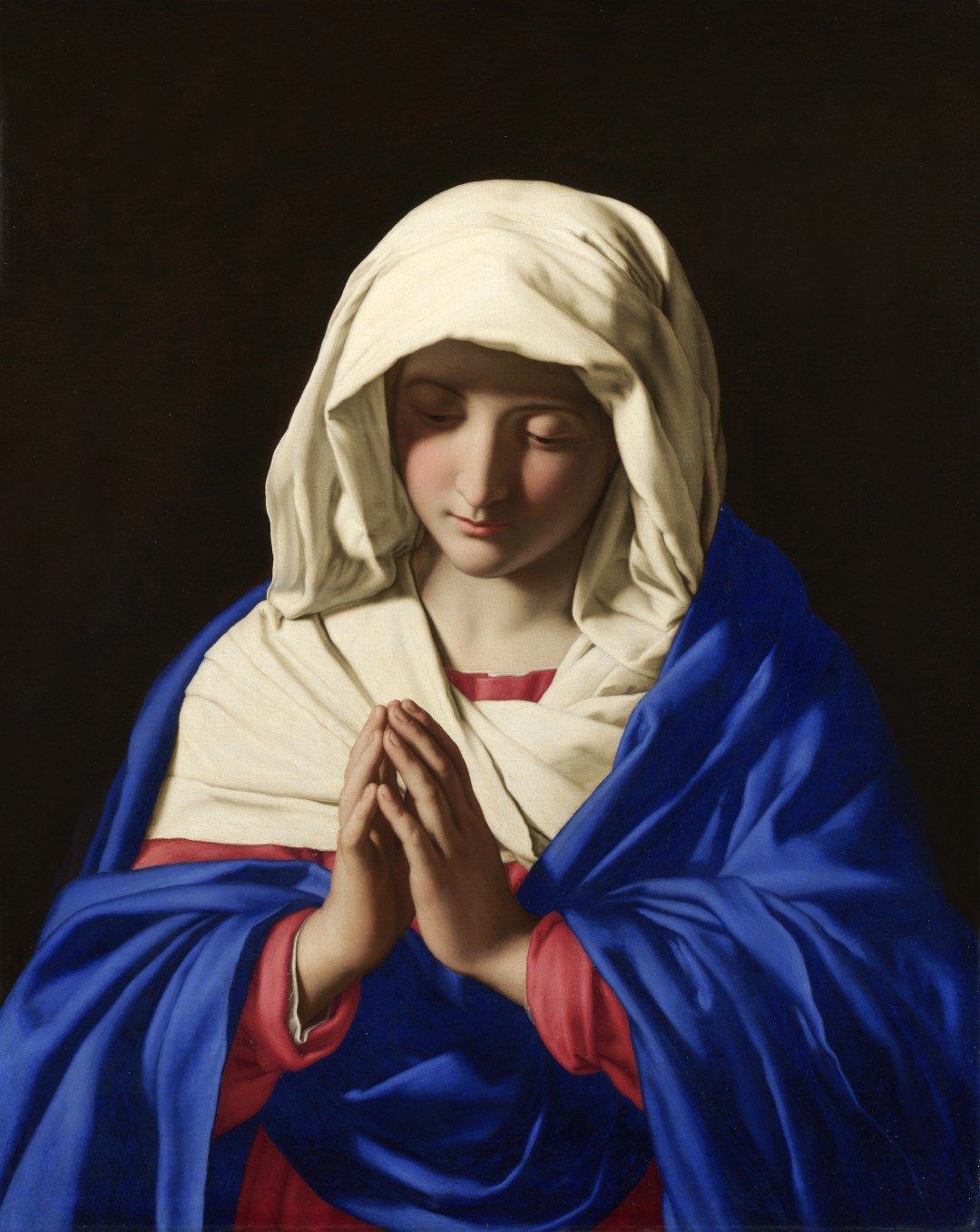Image of Mary the mother of Jesus from Wikipedia