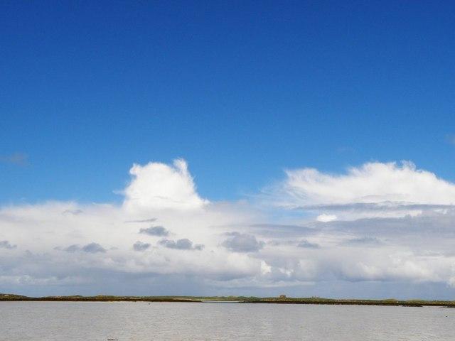 English: Tràigh Bhalaigh Possibly too much sky...