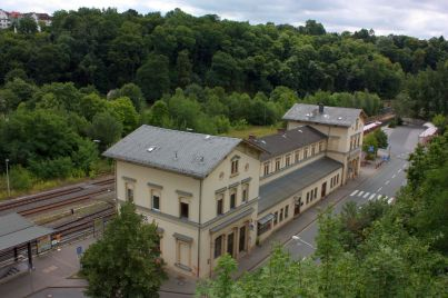 Afbeeldingsresultaat voor weilburg bahnhof