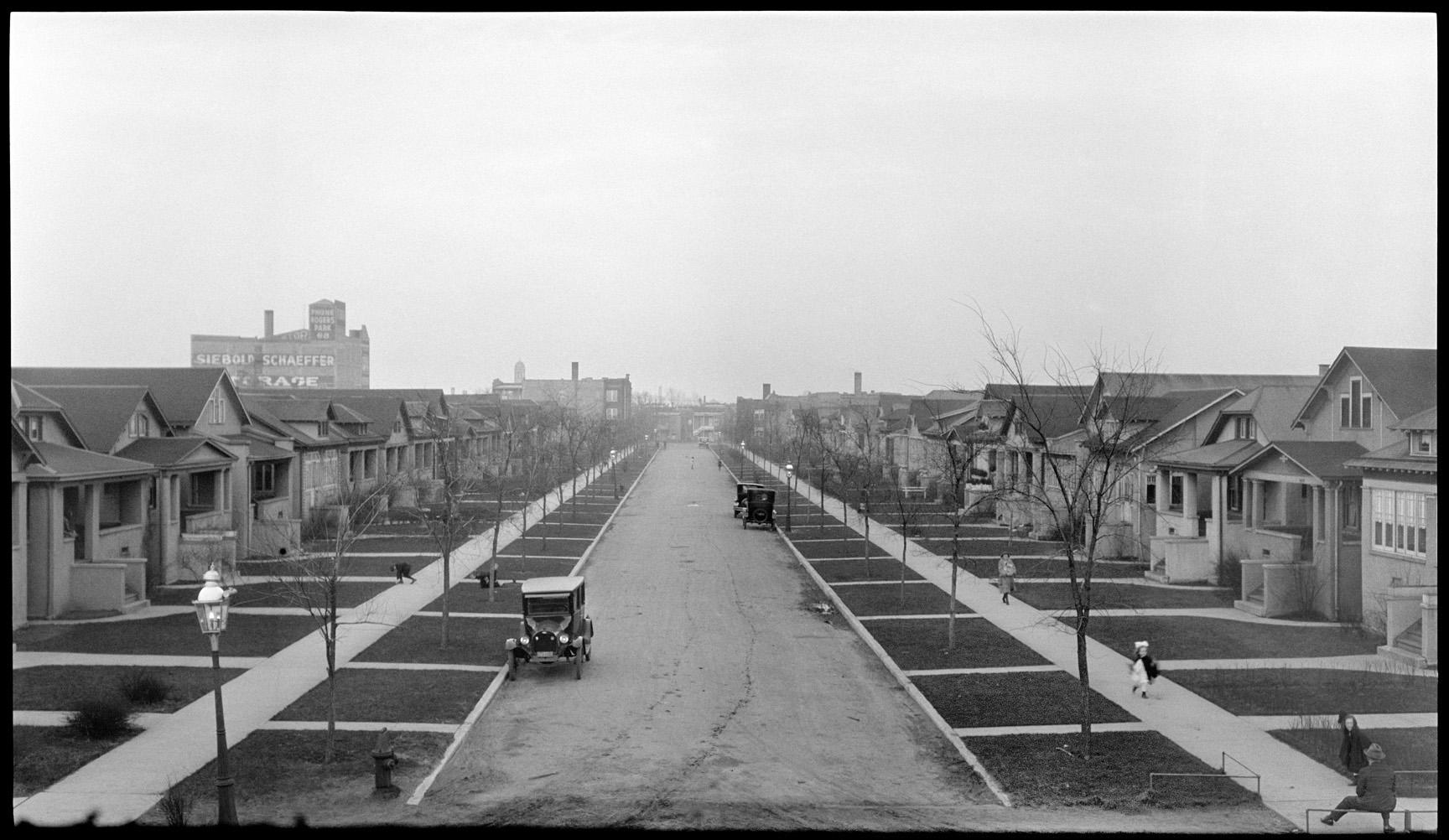 FileWest Arthur Avenue Rogers Park Chicago 1921jpg
