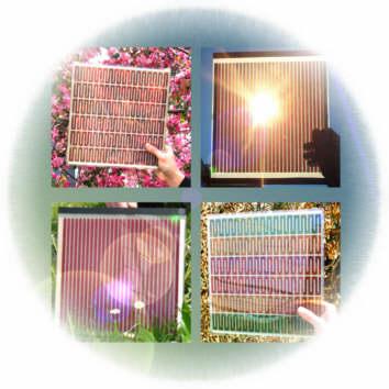 Célula solar sensibilizada por colorante