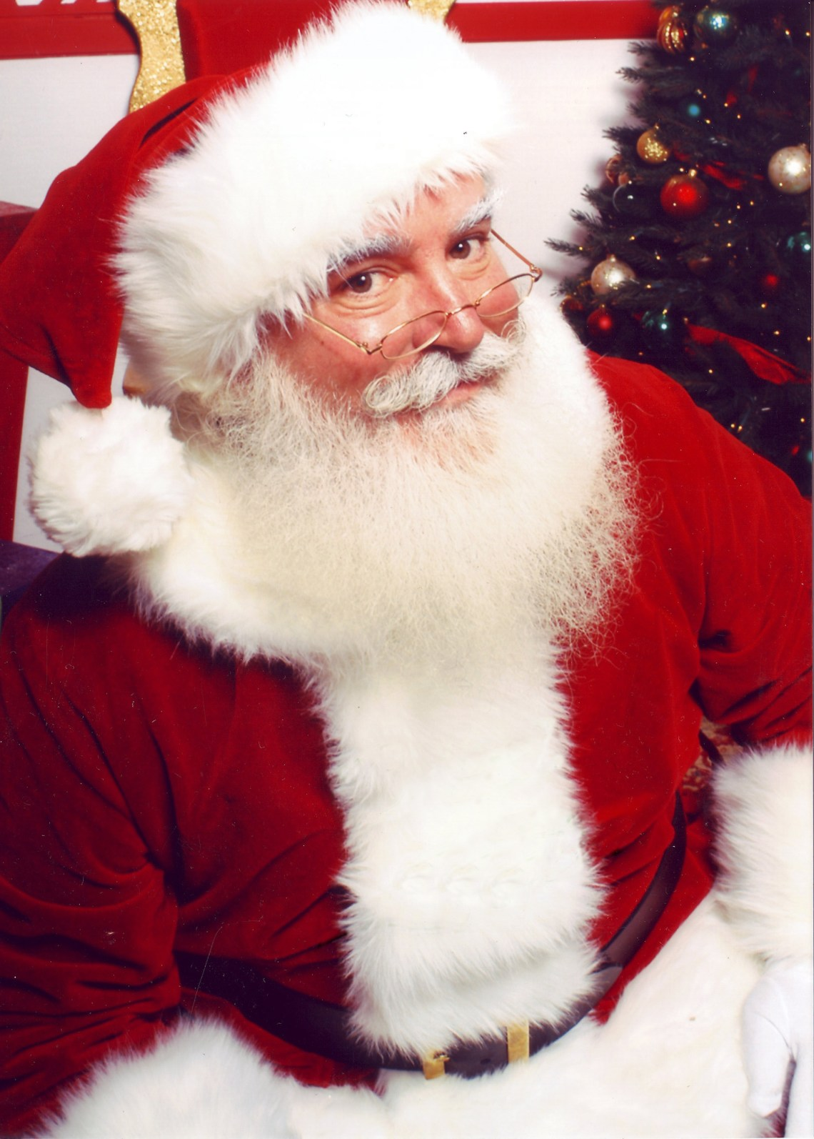 Jonathan G Meath portrays Santa Claus Dog Clothes For Pitbulls