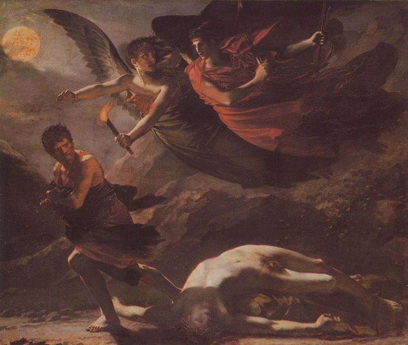 Vengeanza castiga el crimen de Prudhomme