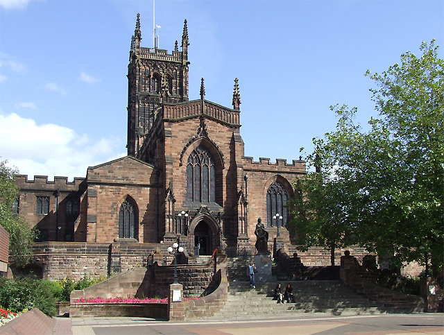 St. Peter's Collegiate Church, Wolverhampton