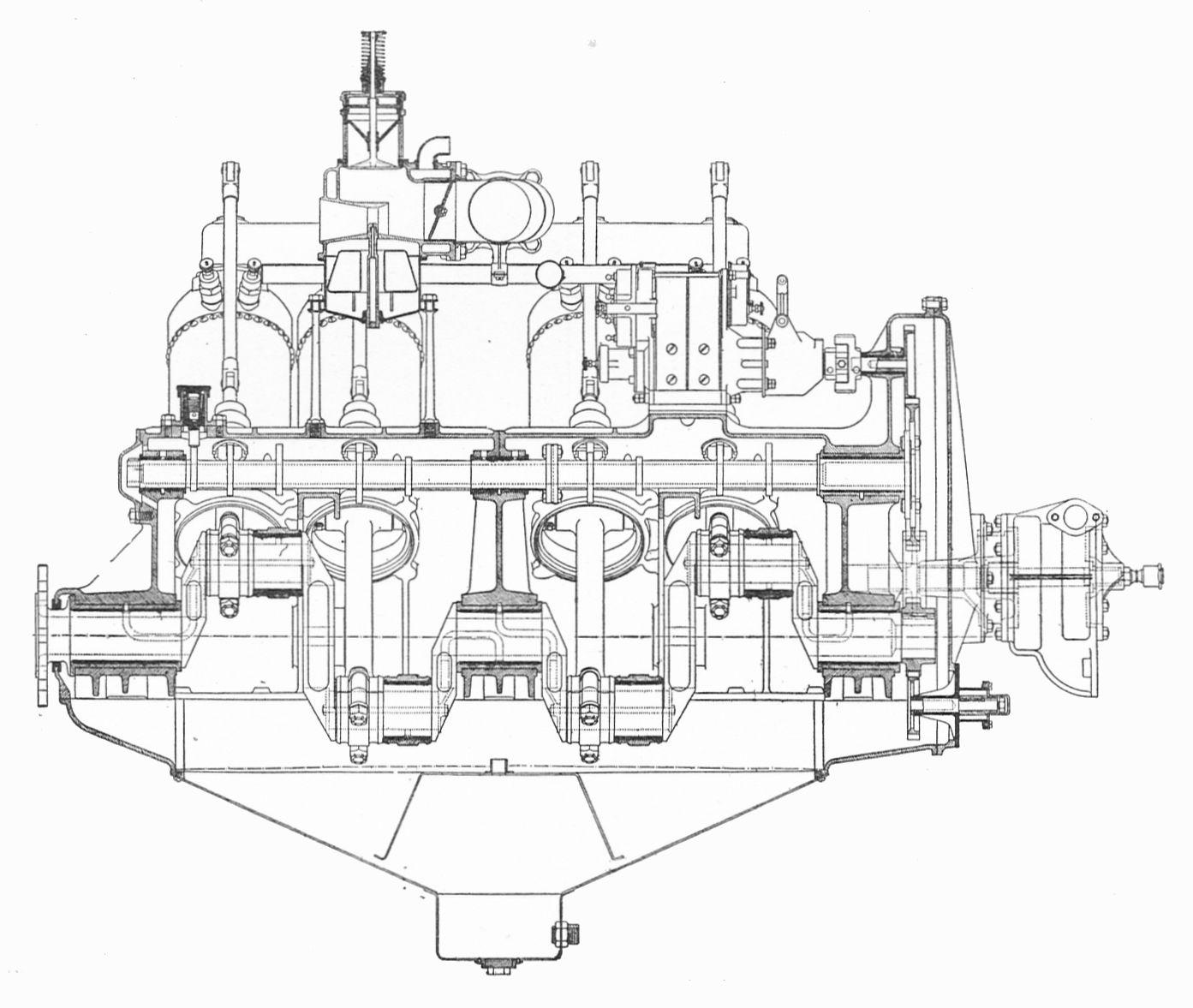 V8 Engine S