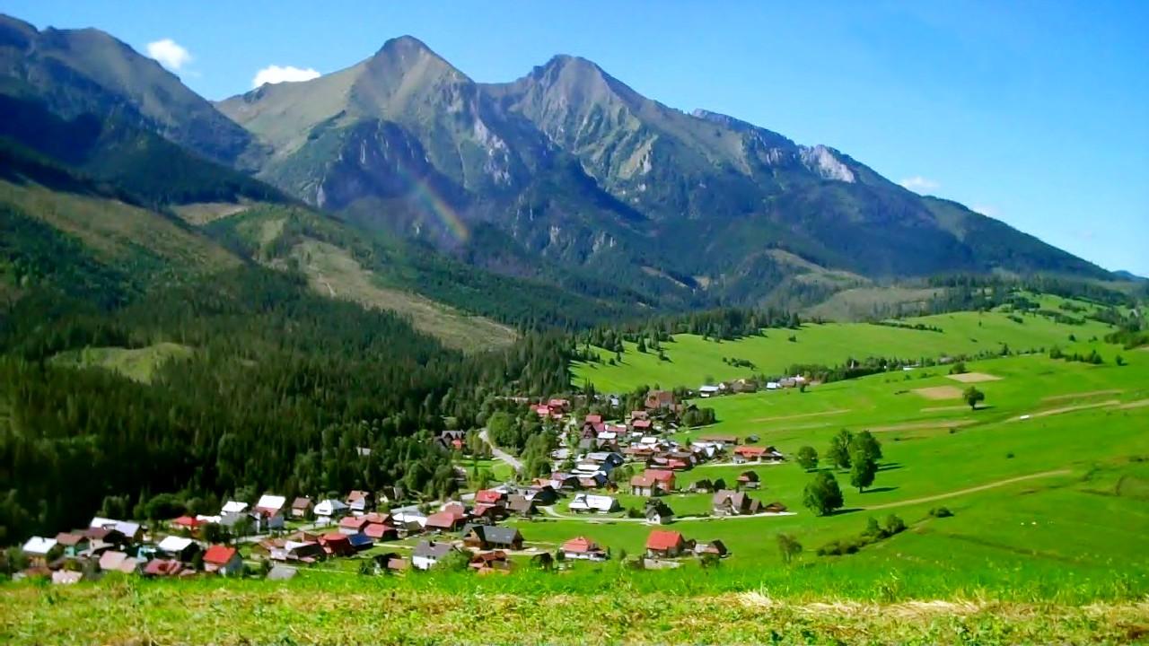 Transylvania Carpathian Mts