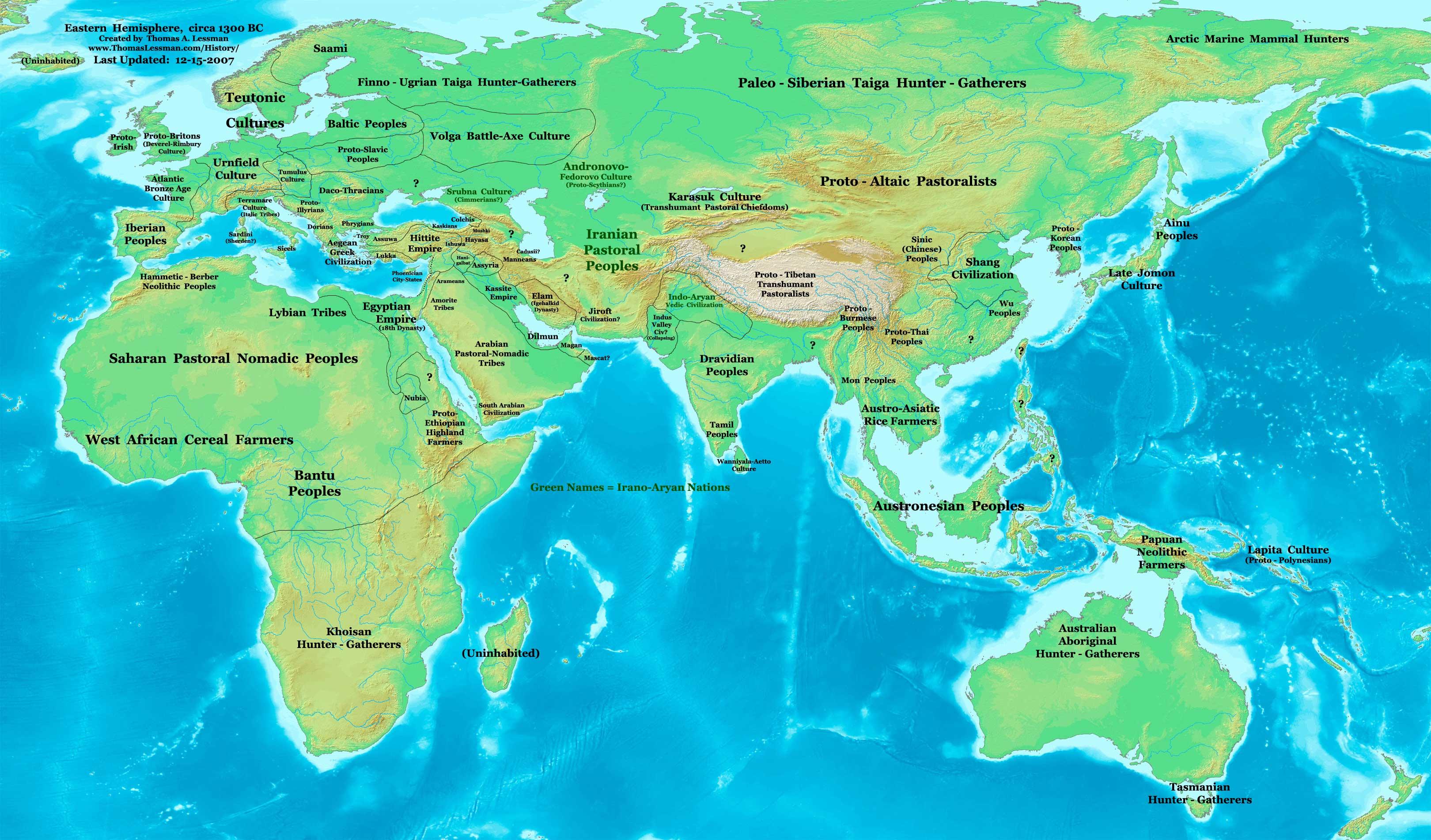 Eastern Hemisphere Circa Bc 3 240 1 903 Map