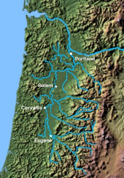 The Willamette Valley