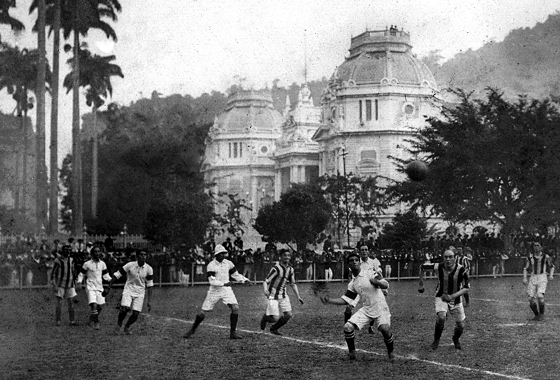 Image result for exeter city brazil 1914