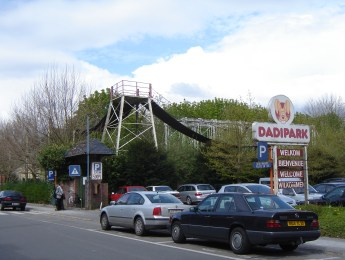 Dadipark, Dadizele