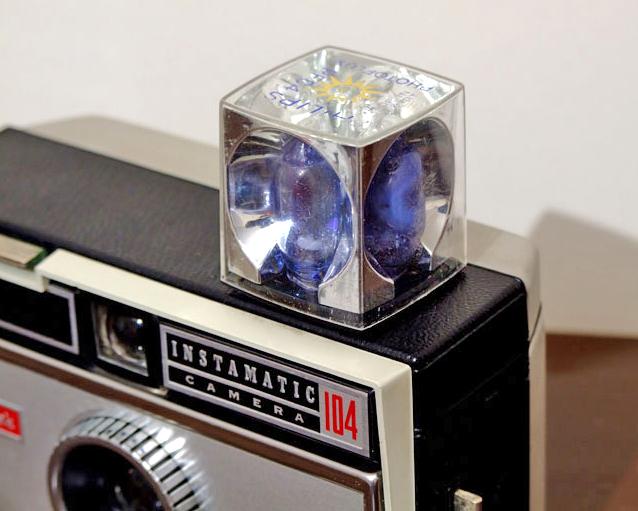 Flash cube