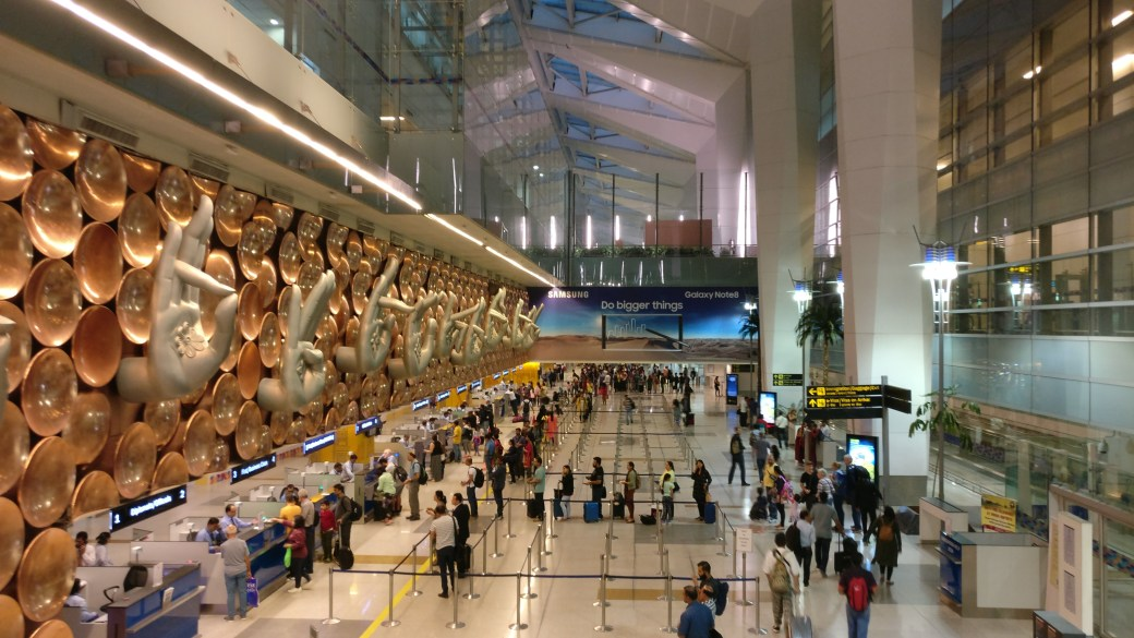 Image result for air trains igi airport