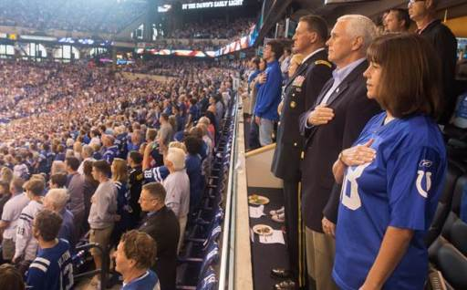 Mike Pence NFL Protests 2017