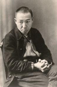 a Japanese man, Miyazawa Kenji(宮沢賢治)