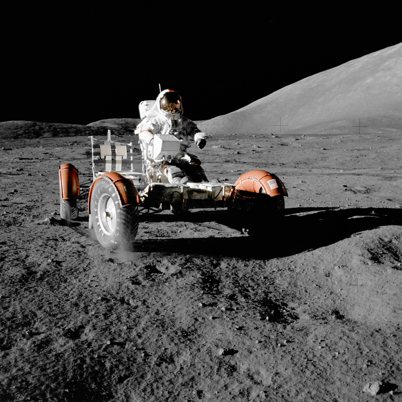 Rover apollo 17