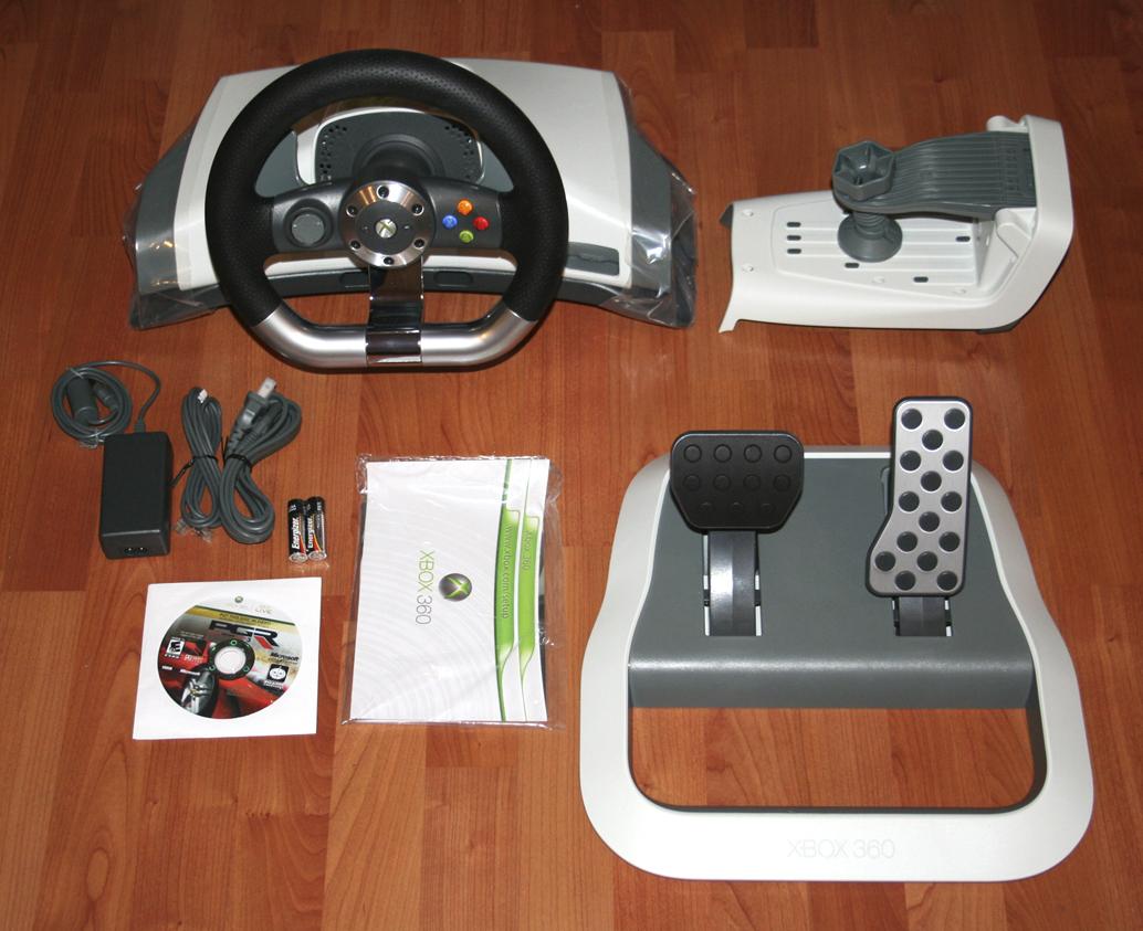 Xbox 360 Wireless Racing Wheel Wikipedia