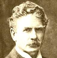 Ambrose Bierce portre
