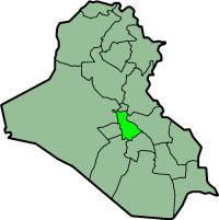 Al-Musayab District