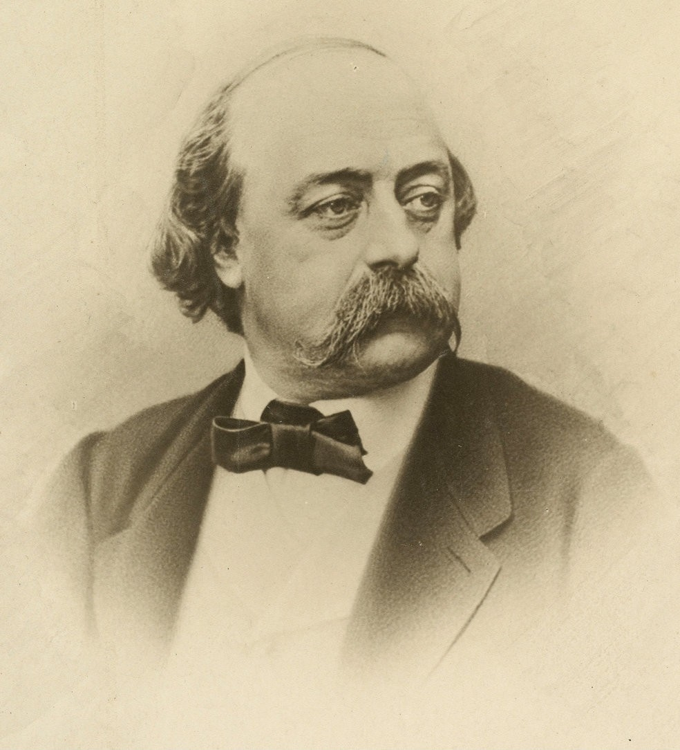 G. Flaubert
