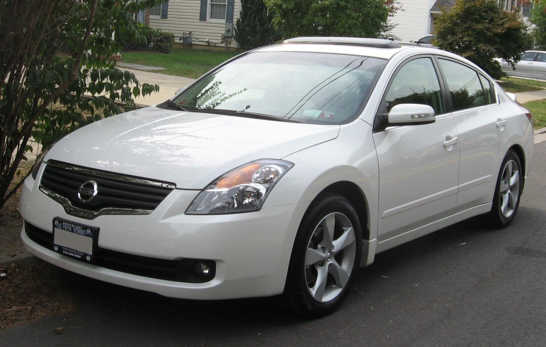 nissan altima fourth generation