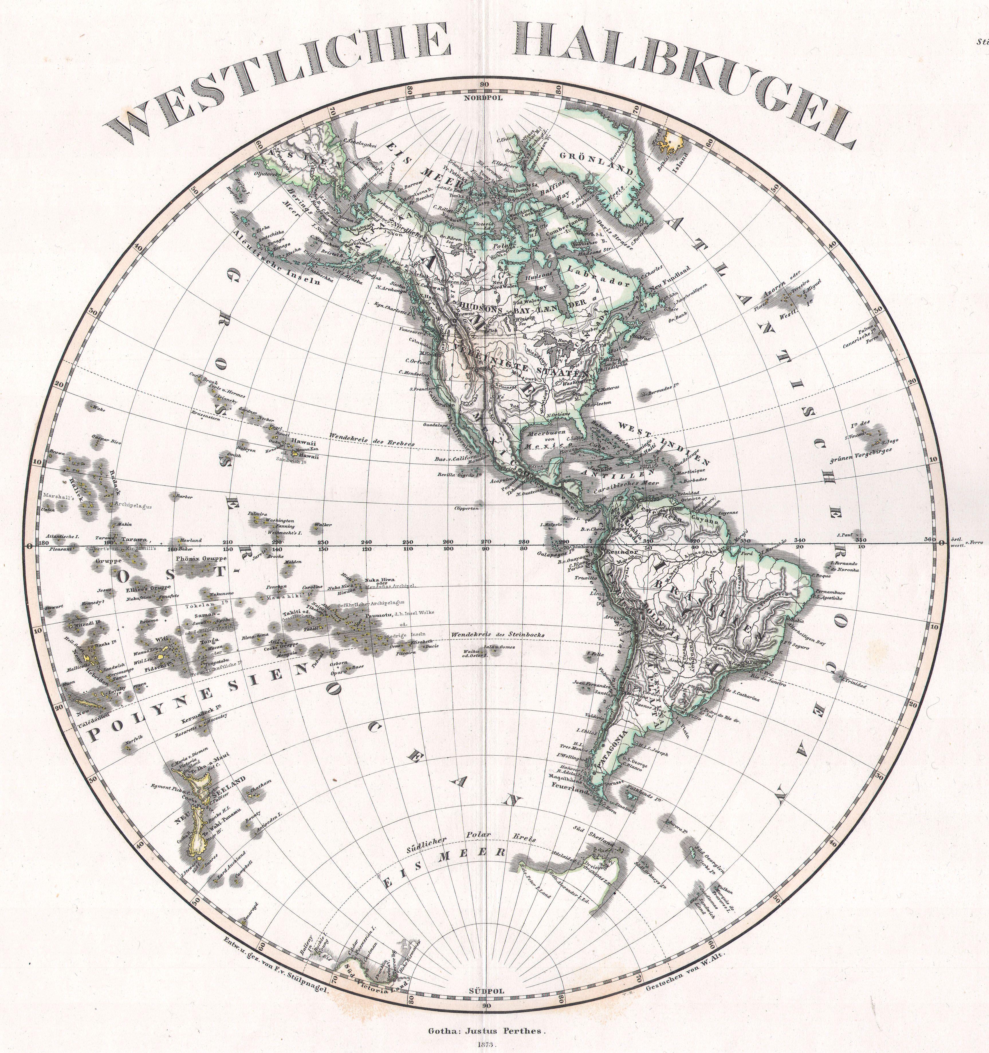 File Stieler S Map Of The Western Hemisphere