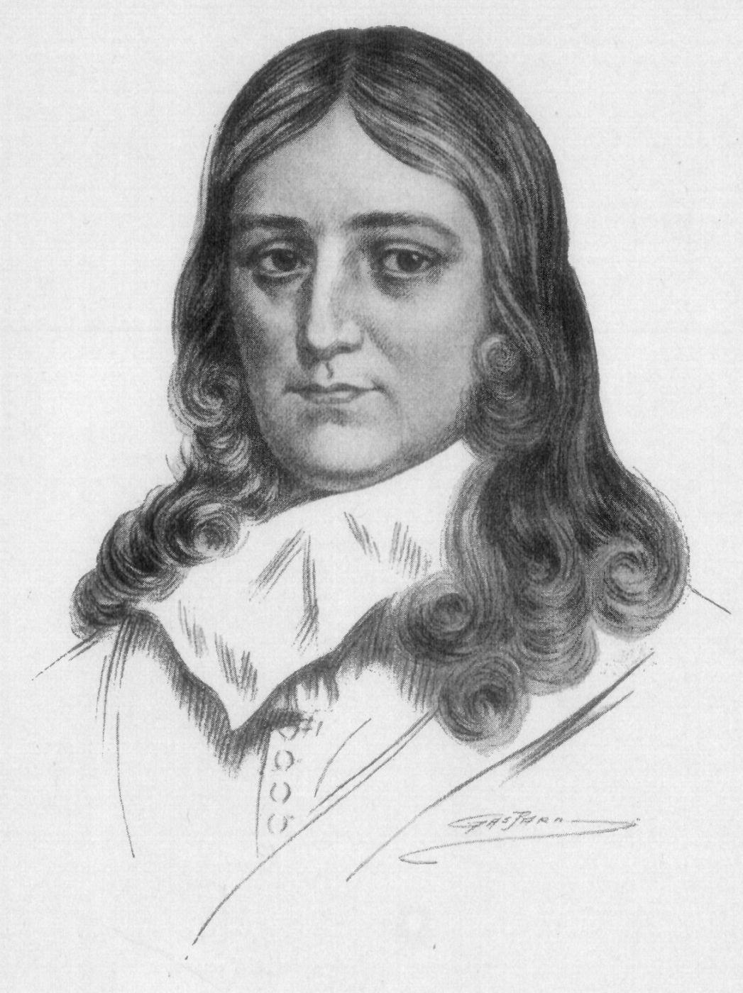 John Milton (1608-1674). Milton wrote many of ...