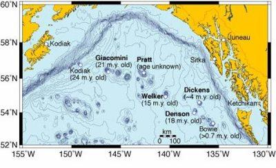 Kodiak–Bowie Seamount chain - Wikipedia