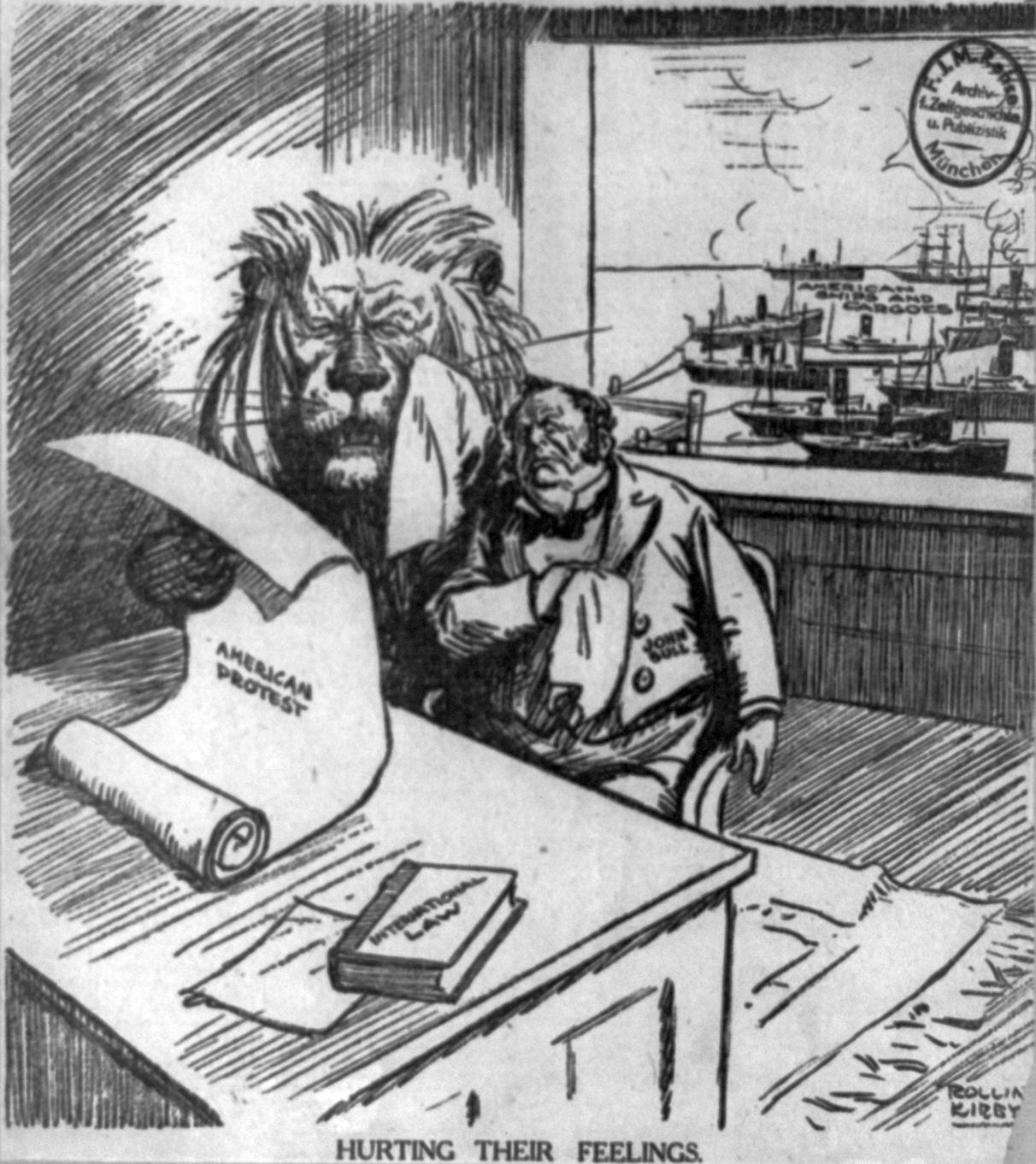 American Entry Into World War I