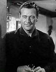 Screenshot of John Wayne from the trailer for ...