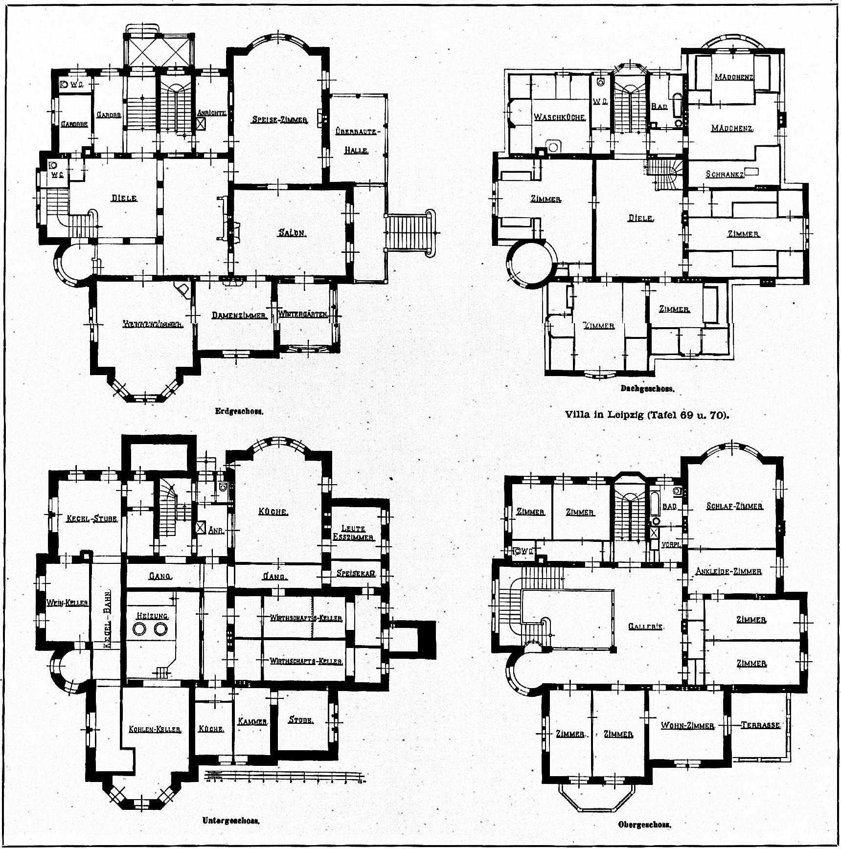 File Villa In Leipzig Robert Schumann Str 9 Architekt