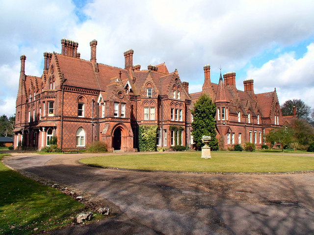 List Of Domestic Works By Alfred Waterhouse Wikipedia