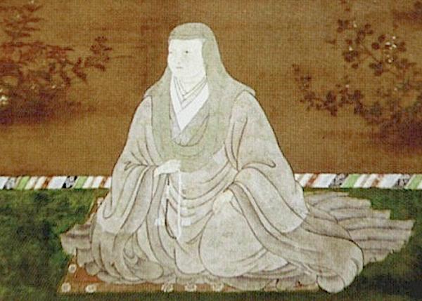 Nene setelah menjadi Koudai-in di masa tua (foto wikipedia)