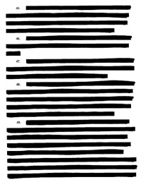Image result for JFK blacked out documents