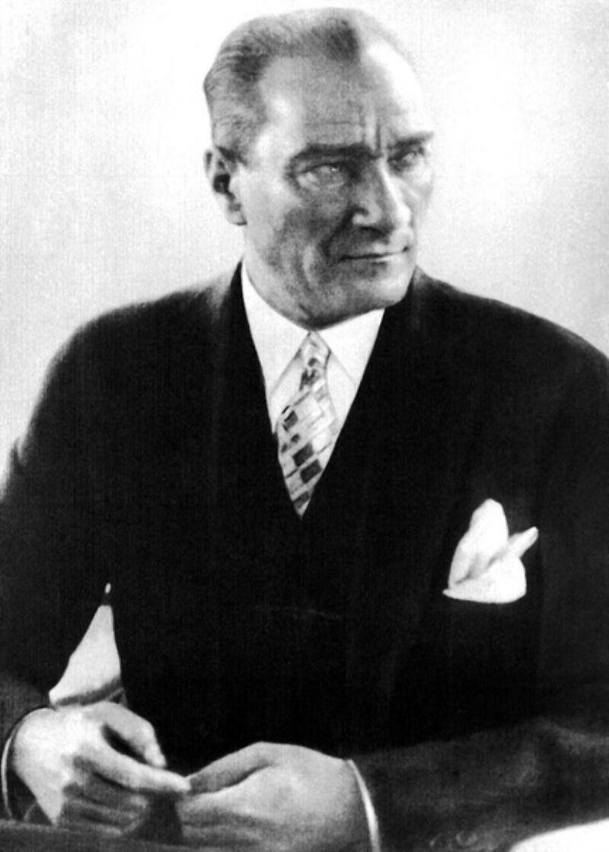 مصطفى كمال أتاتورك ويكيبيديا