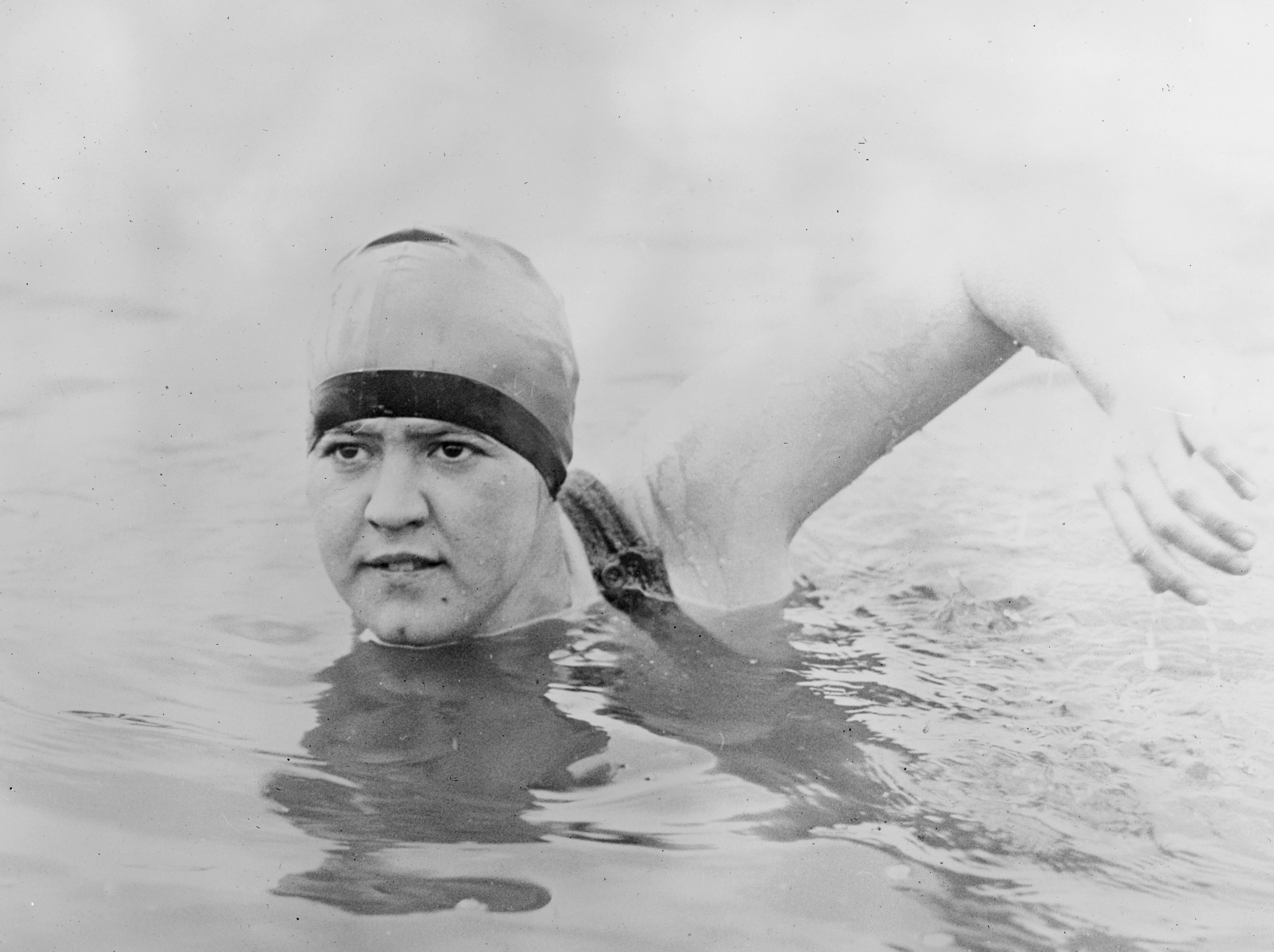 Medal Ederle Gold Olympic Gertrude