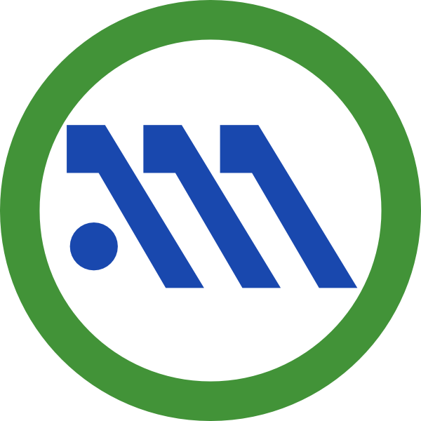 English: Athens Metro logo Ελληνικά: λογότυπο ...