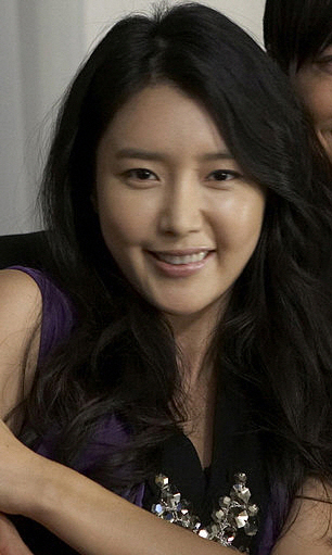Chae Jung An Wikipedia