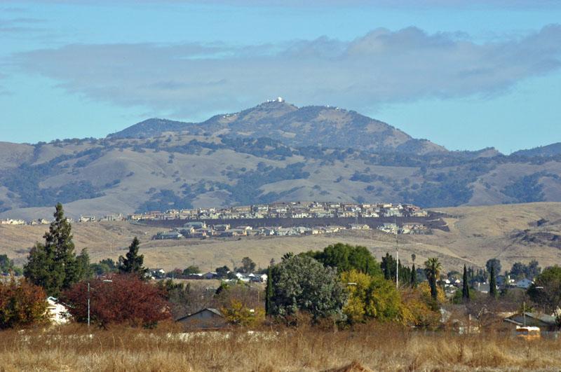 IMG 9864MountHamilton fxwb Tom Stienstras Top 5 Bay Area Mountain Tops