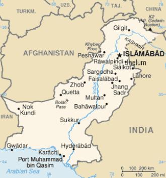 visto pakistan