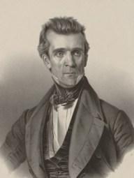 English: James K. Polk - 11th President of the...