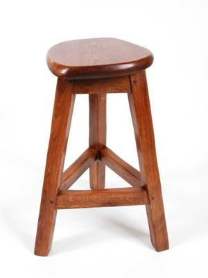 Three-legged joined stool