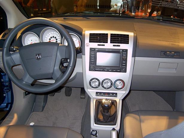 Interior Custom Caliber Dodge