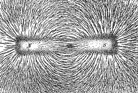 Magnetic Field, courtesy Wikipedia