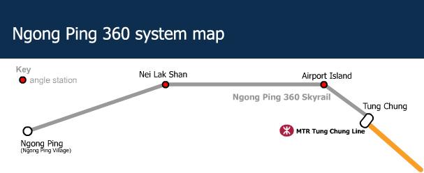 Ngong Ping 360 map, Wikipedia