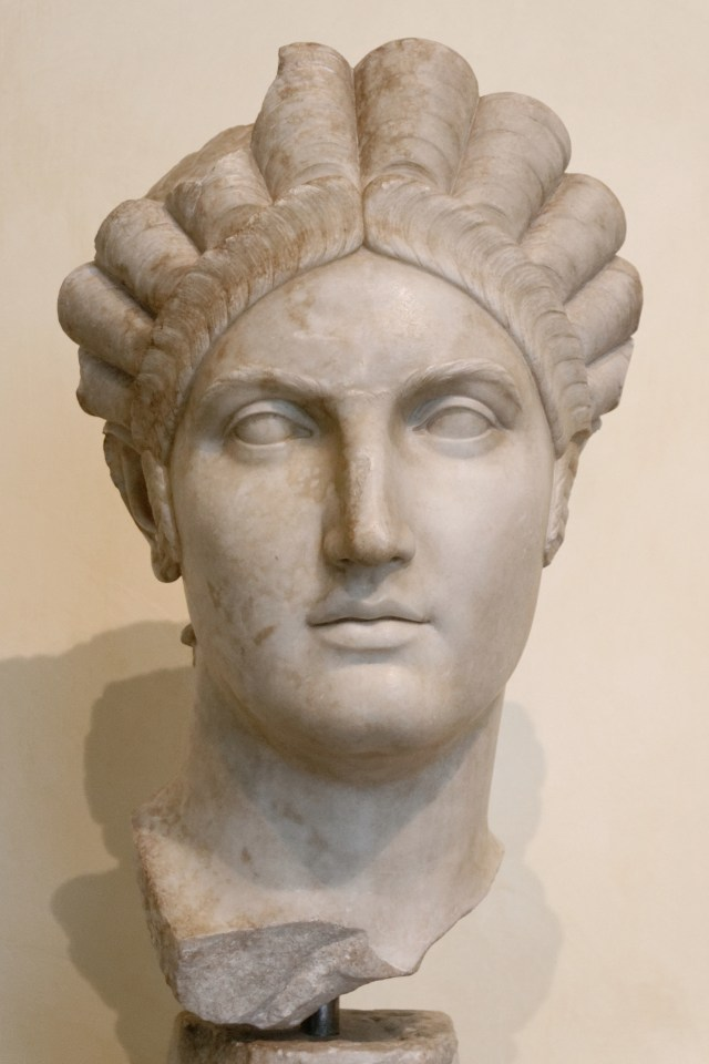 roman hairstyles - wikipedia