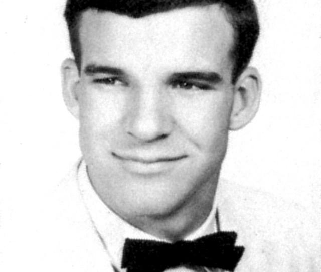 Steve Martin As A Senior In High School 1963