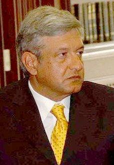 Español: Andrés Manuel López Obrador.